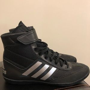 Men's Adidas wrestling shoes